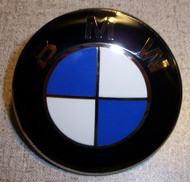 BMW 2800cs 3.0cs Emblem for C-pillar