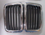 BMW E28 5-series Front Center Kidney Grille