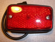 BMW 320i 528i 630csi Rear Side Marker Light Assembly