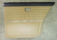 BMW E12 528i 530i Rear Door Panel