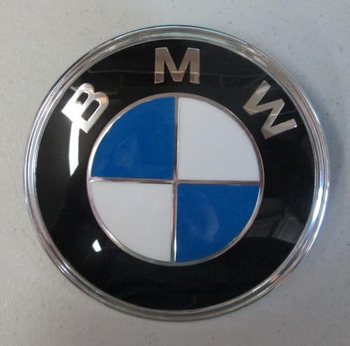 Bmw Z4 Hood Emblem: BMW Trunk Lid Emblem E28 E30 Z3