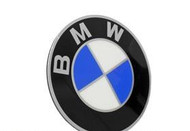 BMW E28 E30 Wheel Center Cap Emblem 70mm