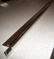 BMW 2002 Rear Vent Window Chrome Finisher