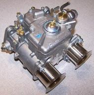 BMW 2002 Weber Sidedraft Carburetor
