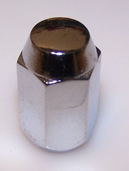 BMW 2002 Chrome Lug Nut for Steel Wheels