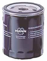 BMW Oil Filter 325i 525i 528e