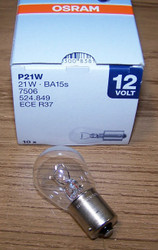 BMW 2002 Taillight and Euro Turn Signal Light Bulb