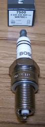 BMW 2002 2002tii 3.0cs Spark Plug Bosch WR7DC+