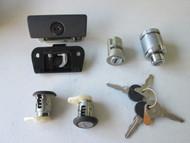 BMW E21 320i (80-83) One Key Locking System Repair Kit