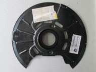 BMW Front Brake Backing Protection Plate