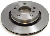 BMW E46 3-Series Rear Brake Disc Rotor