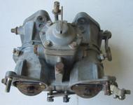 BMW 2000cs & 2002ti Solex Dual Carburetor Set 40 PHH