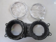 BMW E28 5-series Headlight Frame