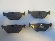 BMW Brake Pad Set Z3 M E36 M3 E34 E32 7-series