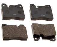 BMW E24 M6 E28 M5 Front Brake Pad Set