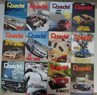 BMW Roundel Magazine Set 2009