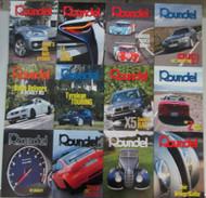 BMW Roundel Magazine Set 2010