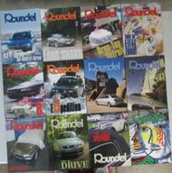 BMW Roundel Magazine Set 2004