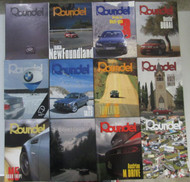 BMW Roundel Magazine Set 2005