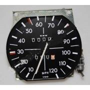 BMW 2002, 2002A, 2002tii Speedometer W=1.30