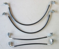 BMW 2002tii & turbo Fuel Injection Line Set
