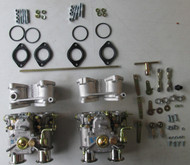Weber 40 DCOE Carburetor kit for 4-cyl Engine
