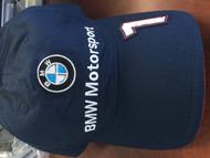 BMW Motorsport Cap Blue
