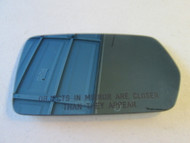 BMW Heated Mirror Glass Passenger Side