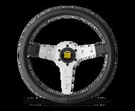 MOMO Heritage Prototipo – Silver Steering Wheel