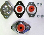 BMW E30 E36 Billet/Urethane Rear Shock Mount Set