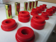 BMW 2002 Prothane Front Control Arm Bushing Set