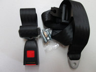 BMW 2002 Rear Seatbelt