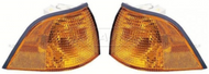 BMW E36 Turn Signal Light with Yellow Lens