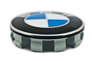 BMW Z4 Wheel Hub Cap Cover With Chrome Ring