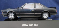 BMW 635csi model AUTOart 1:43