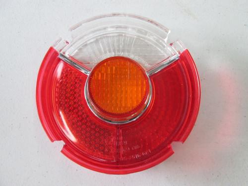 Bmw 2002 Round Tail Light Lens Rogerstii