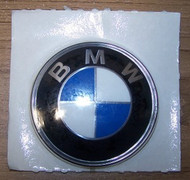 BMW E24 6-Series Trunk Lid Badge Emblem Roundel