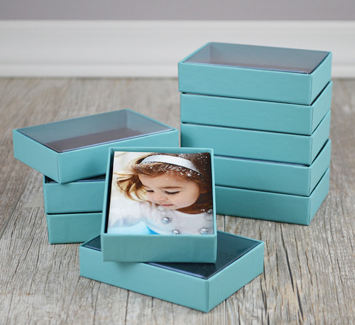 Wallet Box w/ Acetate Lid
