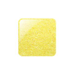 GLITTER ACRYLIC - 12 YELLOW CRYSTAL