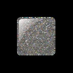 GLITTER ACRYLIC - 39 SILVER HOLOGRAM