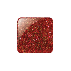 GLITTER ACRYLIC - 41 HOLIDAY RED