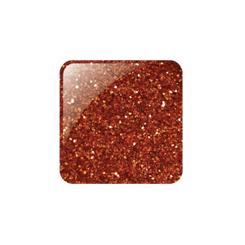 NAIL ART GLITTER - NAG102 Golden Orange