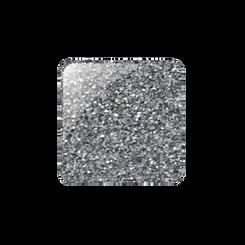 NAIL ART GLITTER - NAG104 Chrome Silver