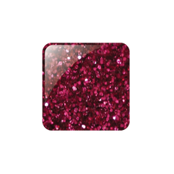 NAIL ART GLITTER - NAG105 Burgundy Red