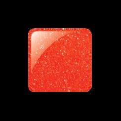 NAIL ART GLITTER - NAG118 Electric Orange