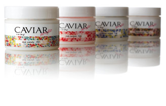 CAVIAR ACRYLIC COLLECTION