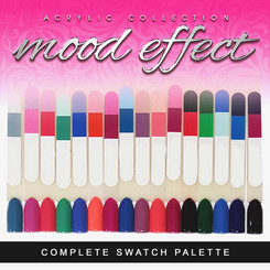 Mood Effect Complete Swatch Palette