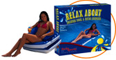 Relax-about Floating Lounger