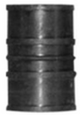 Flexible Rubber Connector - 40mm