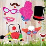 Circus Party Photo Props